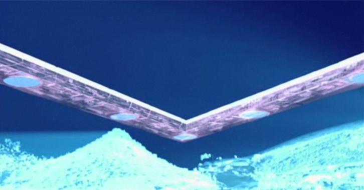 הדמיה של העצם המעופף לפי עדויות ממקור ראשון