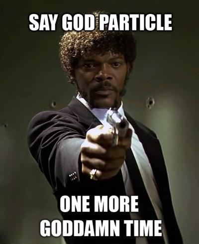 god(damn) particle