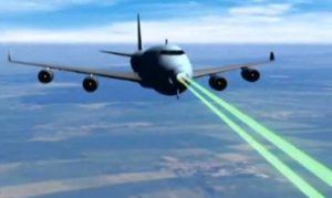 Airborne Laser של בואינג
